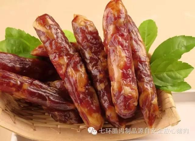 """美食新宠——""""苏味香肠"""""""